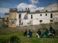 Capullo de Jerez en el solar de la ciudad del Flamenco