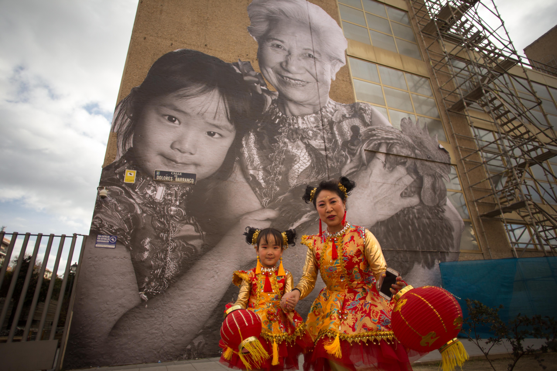Reportaje Barrio de Usera , el barrio chino de Madrid